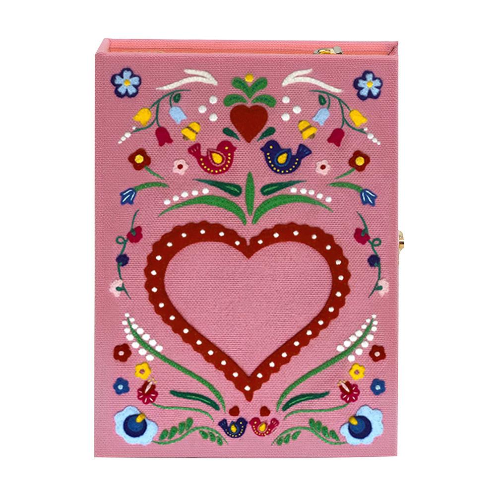 Book Clutch St Valentine